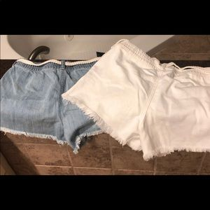 2 pair of Aerie shorts